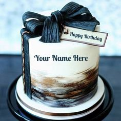 Make Name Birthday Cake Online By Printing Name on it