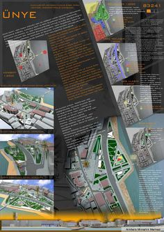 php - Architectural Landscape And Urbanism, Landscape Sketch, Landscape Design, Architecture Presentation Board, Flyer, Urban Planning, Urban Design, Photoshop, How To Plan