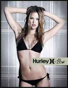 Bar Refaeli Hurley Ad 1