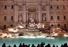 Incredible Things to Do in Rome Italy - Trevi Fountain