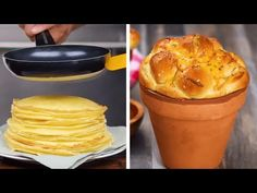 11 Unusual yet Delicious Ways to Cook Food Creative, Unconventional Cooking Hacks by Blossom Easy Cooking, Cooking Hacks, Food Hacks, Cooking Recipes, Diy Hacks, Ice Cream Party, Flan Au Caramel, Caramel Corn, Good Food