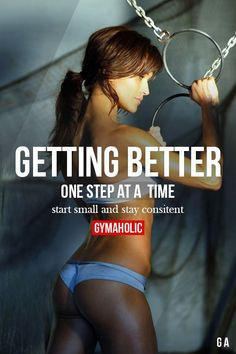 weight loss nutrition health tips health and fitness gym workout Getting Better One Step At A time. Sport Motivation, Fitness Studio Motivation, Motivation Sportive, Fitness Motivation Pictures, Weight Loss Motivation, Workout Motivation, Cycling Motivation, Workout Quotes, Quotes Motivation