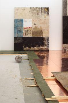 Oscar Murillo at Carlos/Ishikawa, London