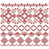 Traditional Cross Stitch Band Samplers - Addicted To Stitches   OregonPatchWorks