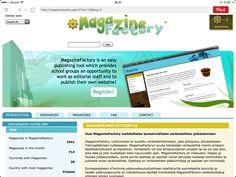 Kansainvälisten verkkolehtien julkaisusivusto. Opportunity, Editorial, Magazine, School, Magazines, Warehouse, Newspaper