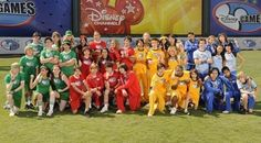 The Disney Channel Games Photo: Everyone from 2008 Disney Channel Games, Disney Channel Shows, My Life Plan, Frozen Pictures, Disney Stars, Childhood Memories, Nostalgia, Image, Fans