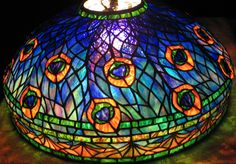 Image detail for -peacock - Gale Obler's Stained Glass