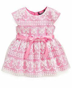 GUESS Baby Girls' Butterfly Dress