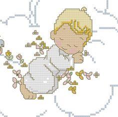 Cross Stitching, Cross Stitch Embroidery, Cross Stitch Patterns, Cross Stitch Books, Cross Stitch Baby, Precious Moments, Kangaroo Baby, Tiny Cactus, Minnie Baby