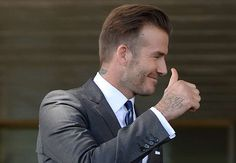 Beckham applauds Madrid signing James Rodriguez