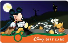 $200 Disney Gift Card Giveaway |  http://chipn.co/15OQW52