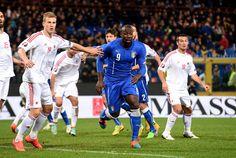 Okaka fa gioire l'Italia ma Conte è una furia - il pallone gonfiato
