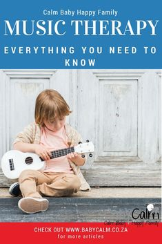 Music Therapy - Everything You Need To Know - Baby Calm Parenting Styles, Gentle Parenting, Parenting Advice, Baby Calm, Behavioral Issues, Music Therapy, Art Therapy, Parent Resources