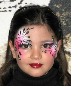 4th of july face paint ideas - Google Search