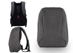 The Best Anti Theft Everyday Backpack (Suspended) by Korsaa Design — Kickstarter