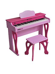 My First Piano Tutor 61 Key Digital Upright for Ages 6 and Up by Schoenhut Little Girl Toys, Toys For Girls, Kids Toys, Little Girls, Baby Girl Toys, E Piano, Princess Toys, Baby Doll Accessories, Upright Piano