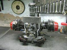 Motor Citroen 3cv De Carrera - $ 25,00 en Mercado Libre