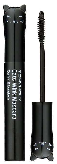 TONYMOLY cats wink mascara | Product design sample made by LogoPeople India #ProductDesign #product #design