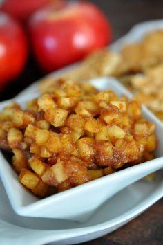 Apple Pie Dip - a dessert idea, perhaps?
