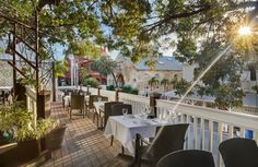 3. Roof Top Cafe, Key West