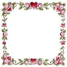 Image result for moldura floral