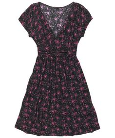 Joe Browns - Flattering Floral Dress  Product code: LD299  Yes, it really is flattering. If you fancy treating yourself to a floral Summer dress, make this the one! The colours catch your eye in an instant.  100% Viscose  Approx Length: 97cm  £29.95