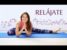 Yoga para MUJERES durante menstruación - 35 min - YouTube