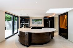 Image result for ebony veneer kitchen
