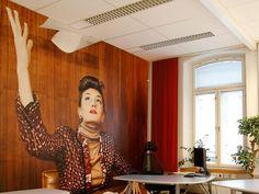Office Design by Apricus. Picture & Photo Cmykistävä.