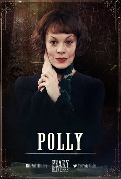 Helen McCrory in Peaky Blinders Peaky Blinders Characters, Peaky Blinders Poster, Peaky Blinders Wallpaper, Peaky Blinders Series, Peaky Blinders Quotes, Aunt Polly Peaky Blinders, Peaky Blinders Tommy Shelby, Adrien Brody, Boardwalk Empire