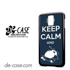 Keep Calm And Sleep DEAL-6130 Samsung Phonecase Cover For Samsung Galaxy S5 / S5 Mini