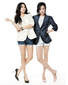 Sistar Bora and Dasom