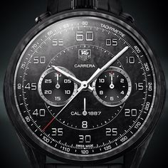 Tag Heuer Carrera CMC Concept Chronograph #watch on http://www.ablogtowatch.com/tag-heuer-carrera-cmc-concept-chronograph-watch/ #ablogtowatch #instawatches #watchporn #tagheuer