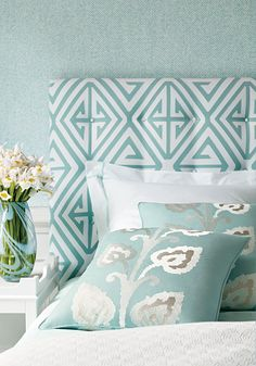 Home-Styling | Ana Antunes: New Wallpaper Collection - Thibaut * A Nova Colecção da Thibaut