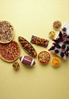 Take Your Game Day to the Next Level: 11 great game day snacks and treats