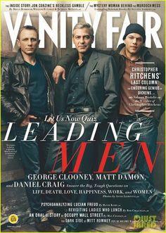 3 gorgeous men!