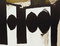 Robert Motherwell, one of my favorites.