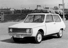 OG | 1967 FSO Syrena 110 | Prototype