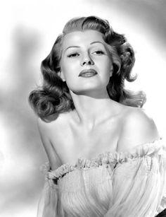 Timeless Beauty: Rita Hayworth
