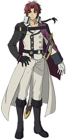 Looking for information on the anime or manga character Crowley Eusford? On MyAnimeList you can learn more about their role in the anime and manga industry. Owari No Seraph Personajes, Anime Demon, Manga Anime, Crowley Eusford, Villain Names, Academia Militar, Barakamon, Mikaela Hyakuya, Seraph Of The End