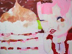 Suklaa / Chocolate, 100 cm x 150 cm, Katja Tukiainen 2009