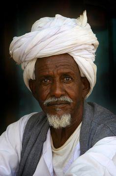 Africa   Man from Keren, Eritrea    ©Eric Lafforgue
