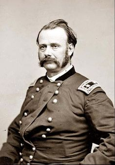 Maj. Gen. Lovell Harrison Rousseau (Aug 4, 1818 – Jan 7, 1869), was appointed brigadier general in the U.S. Army with the brevet rank of major general, and was assigned to duty in Alaska on March 27, 1867. General Rousseau played a key role in the transfer of Alaska from the Russian Empire to the United States on October 18, 1867, today celebrated as Alaska Day. On July 28, 1868, he was placed in command of the Department of Louisiana.