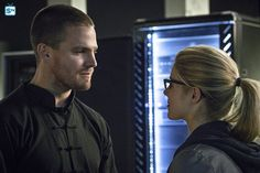 "Arrow - ""My Name is Oliver Queen"" #3.23 #Season3 <3<3<3"