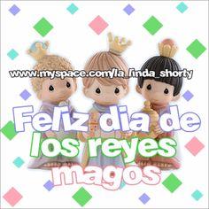 feliz dia de reyes images   Feliz día de los Reyes Magos - imagen animada reyes magos