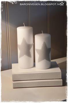 baronivegen: DIY Pillar Candles, Diy, Bricolage, Do It Yourself, Homemade, Diys, Candles, Crafting