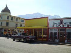 Sweet Toothe Cafe, Skagway,Alaska