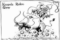 Scramble for oil in Uganda Uganda, African, Oil, Butter