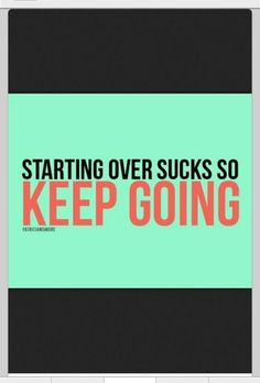 Keep going! #CoreFit fitness #motivation