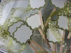 le palette segnagusto per la confettata